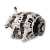 Mitsubishi Triton Alternator 83-96 2.5l Diesel 4D56 Single Pulley & Vacuum Pump