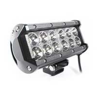"1x 7"" 36w Universal CREE LED Flood Fog Light Bar 12v 24v - Aussie Warranty!"