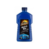 Armor All Wash & Wax Cleaner - 2L Concentrated Car Detergant + Carnuba Wax