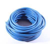 Aeroflow AN-08 oil/air/methanol 400 Series Blue Push Lock Rubebr Hose x30m