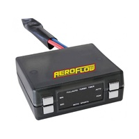 Aeroflow Mini 12V 4/6/8cyl Turbo Timer with Memory 15sec-3min Adjustable