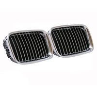 BMW E36 3 Series Grill 91-96 New Full Chrome Grille
