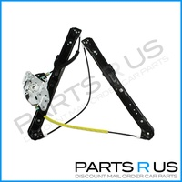 BMW E46 Window Regulator 3 Series Left Front Elec 98-05 Sedan Only 325 318 320