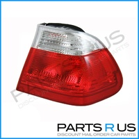 BMW E46 3 Series 98-01 4dr Sedan RHS Clear Tail Light