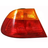 BMW E46 3 Series 99-03 2dr Coupe Left Amber Tail Light