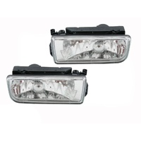 BMW E36 3 Series Front Crystal Spot Lights Fog Lamps 316 318 320 323 325i 328 M3