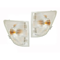 Mercedes Benz Sprinter Van Corner Light Pair 98 99 00 Left Right 308 312 412