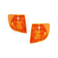 Mercedes Benz Vito Van 98-04 Amber Front LH+RH Set Corner Ind Light Lamps Depo