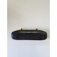 Mitsubishi Pajero 91-00 New RHS Drivers Side Front Outer Black Door Handle