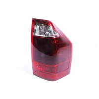 Mitsubishi Pajero Tail Light 02-06 NP Wagon Dark Red & Clear RHS Right Body