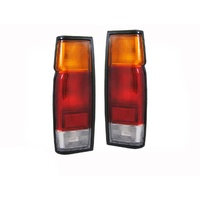 Nissan Navara D21 Ute 86-92 New Tail Lights Pair 36cm