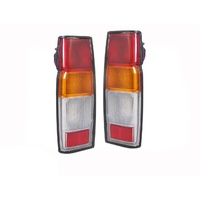 Nissan Navara D21 Ute 92-97 New Tail Lights (36cm) Pair