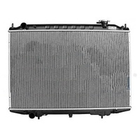 Nissan Navara Radiator D22 2.5l Diesel 08-15 4 Cyl Manual Turbo Models 09 10 11