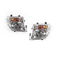 Nissan Pathfinder 05-07 R51(M) Ser1 2WD & 4WD Wagon LH+RH Set Headlight Lamps