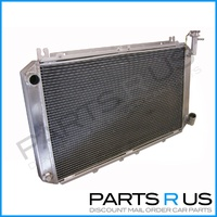 Nissan Patrol GQ 4.2L TB42 Petrol Performance HEAVY DUTY Alloy Radiator 87 - 97
