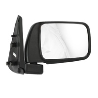 Nissan GU Patrol Door Mirror  97 - 04 New Manual RHS Drivers Side Suits Wagon