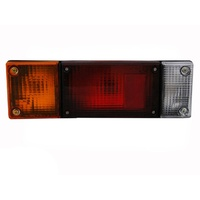 Nissan Patrol MQ GQ GU 1980 - 2012 Tray Back Ute LH Tail Light Lamp TYC