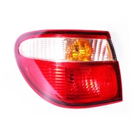 Nissan Pulsar N16 Ser 1 Sedan 00 01 02 03 Red & Clear LHS Left Tail Light Lamp