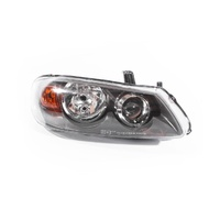 Nissan Pulsar Headlight N16 Ser2 02-03 5Door Hatchback Grey RHS Right Lamp