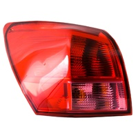 Nissan Dualis Left Tail Light 07-09 LH TailLight Lamp J10 Series 1 NEW ADR