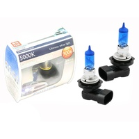 Genuine Philips Diamond Vision HB4 / 9006 Headlight Fog Lamp Bulbs Blue Globes