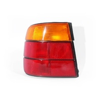 BMW E34 5 Series 88-96 4Door Sedan Red & Amber LHS Left Tail Light Lamp