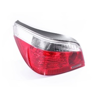 BMW E60 5 Series & M5 03 04 05 06 Sedan Red & Clear LHS Left Tail Light Lamp ADR