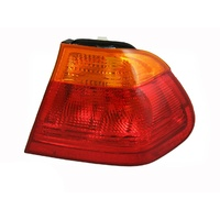 BMW E46 3 Series 98-01 4dr Sedan RHS Amber Tail Light 318 320 323 325 328 330