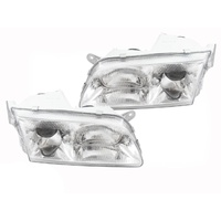 Ford Telstar AX AY & TX5 92-96 Headlights Lamps Pair