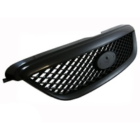Ford Falcon XT Grill BA & BF1 Black Top Grille 02-06 03 04 05