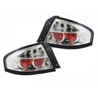 Ford BA BF Falcon XR6 XR8 Chrome Altezza Tail lights 02-08 Sedan FPV Fairmont