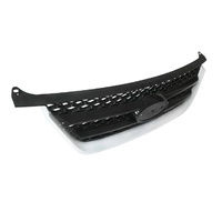 Ford Falcon & Fairmont 06-10 BF Ser2&3 Black & Grey Front Grill Grille A/M