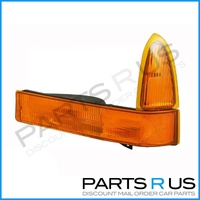 Ford F Truck 01-06 F250 F350 LHS Left Amber Corner Indicator Light Lamp
