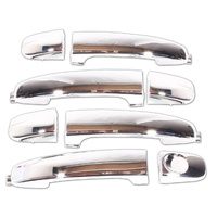 Ford Falcon FG Sedan Chrome Handles 08-13 Series 1&2 Set 4x Handles Not Covers