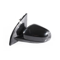 Ford Falcon FG 08-12 Black Electric LHS Left Door Wing Mirror Without Indicator