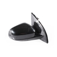 Ford Falcon FG 08-12 Black Electric RHS Right Door Wing Mirror Without Indicator