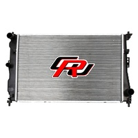 Ford FG Falcon 6Cyl V8 G XR XT Turbo Radiator NEW XR6 XR8 G6 G6E 08 09 10 11 FPV