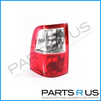 Ford Falcon FG Ute 08-13 Series1&2 Red & Clear LHS Left Rear Tail Light Lamp