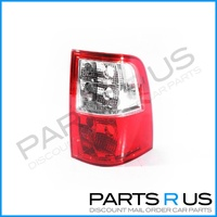 Ford Falcon FG Ute 08-13 Series1&2 Red & Clear RHS Right Rear Tail Light Lamp