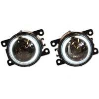 Ford Falcon FG Angel Eye Fog Lights XR6 XR8 Halo Projector Kit With Bulbs CCFL