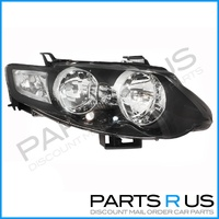 Ford Falcon FG Black Reflector Right Headlight XR6 Turbo XR8 FPV GS Boss New RHS