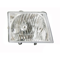 Ford Courier PG PH Ute 02 03 04 05 06 RHS Drivers New GENUINE OEM Headlight Lamp