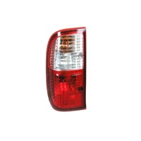 Ford Courier 04-06 PH Style Side Ute Red & Clear LHS Left Tail Light Lamp Depo