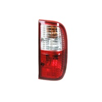Ford Courier 04-06 PH Style Side Ute Red & Clear RHS Right Tail Light Lamp Depo