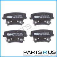 Chrysler 300C Brake Pads 05-11 New Rear Ferodo Premier V8 V6 & Diesel -Non SRT8