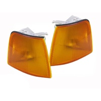 Ford Falcon EA EB ED Amber Corner Indicator Lights L+R