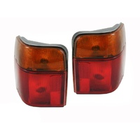 Ford EA Falcon & Fairmont Station Wagon Tail Lights L+R