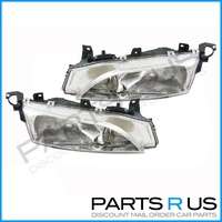 Ford EF EL Fairmont Fairlane and LTD LH RH Head Light QUALITY ADR 94 95 96 97 98