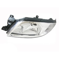 Ford AU Falcon & Fairmont New LHS Headlight Lamp 98 99 00 01 02 Chrome Left
