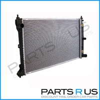 Ford AU Falcon Fairmont 6 & 8 Cyl Alloy Core Radiator